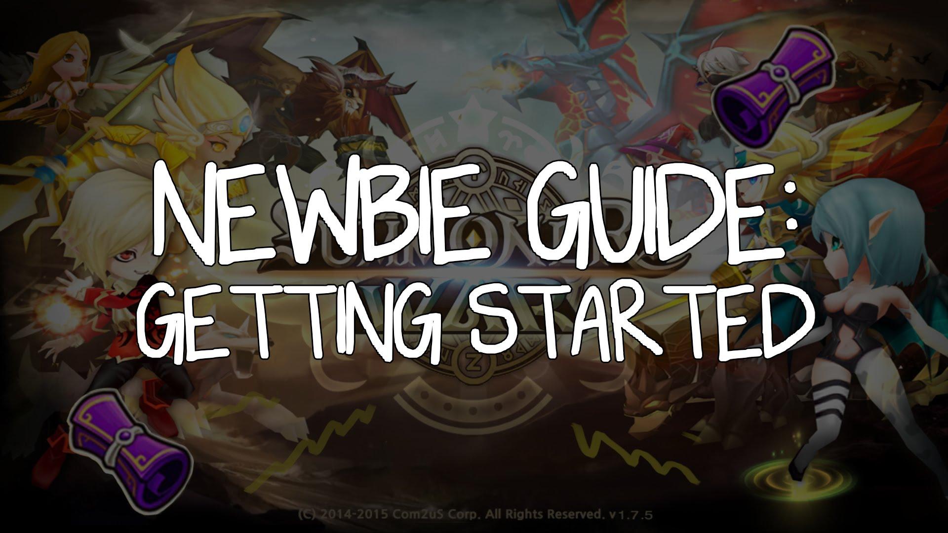 5 Tips For Gamer Newbies