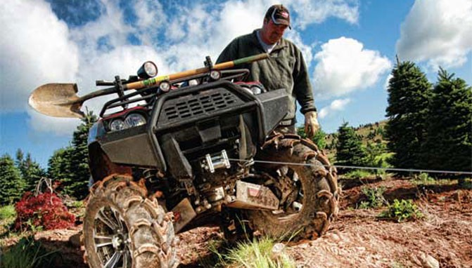 The Best Winches for Your ATV