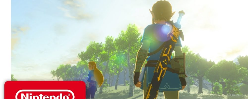 Zelda Returns To The Nintendo Switch