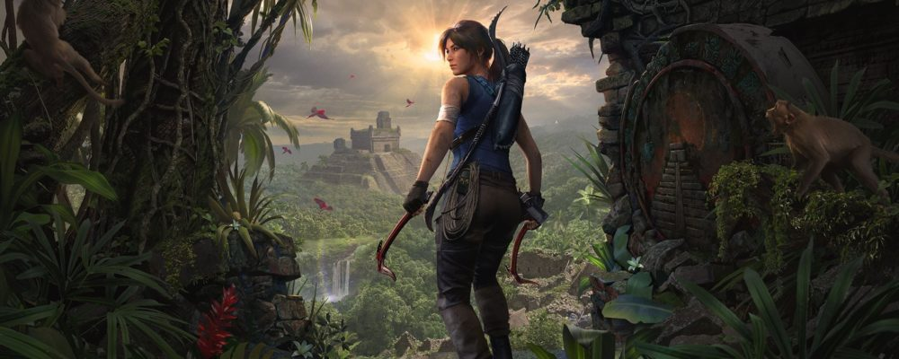 Shadow Of The Tomb Raider: Definitive Edition Hits Stores