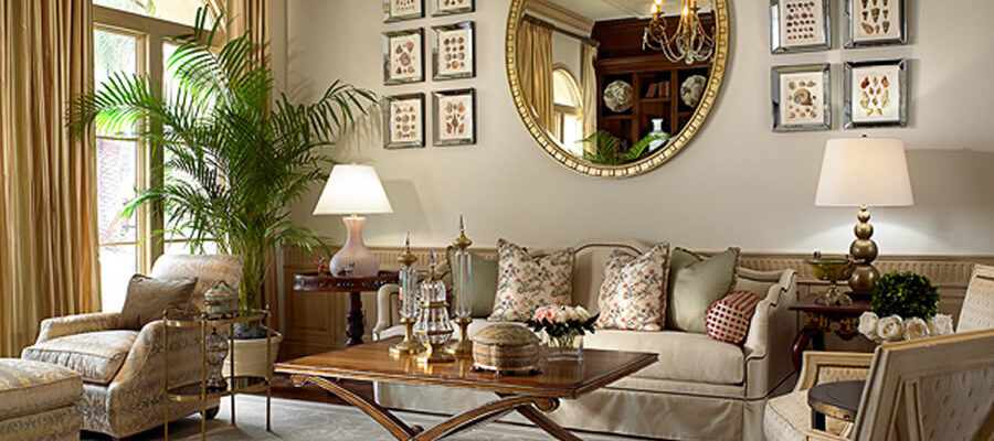Decorate Empty Space in Your Home with Decorative Wall Mirrors